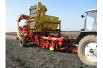 PALESSE  - Model PT25 and PT23 - Semitrailed Potato Harvesters