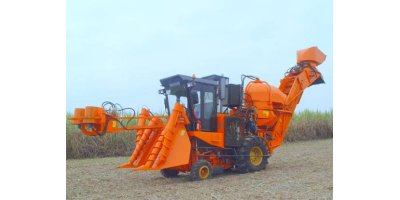 Combine Sugar Cane Harvester