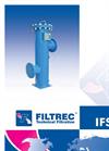 Filtri Simplex in Linea Brochure