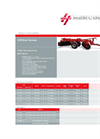 HVR Disc Harrows Brochure