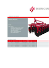 HM Disc Harrows Brochure
