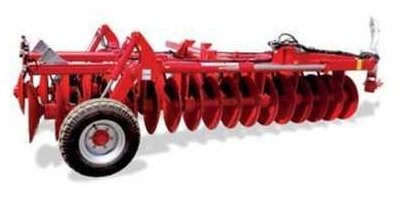 Herculano - Model HVRG - Disc Harrows