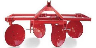 Herculano - Mounted Disc Ridgers of Ploughs