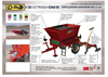 Solid Fertilizer Distributors Bedders Brochure
