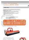 Model TRDH - Hammer Crusher Brochure