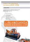 Model TRPH - Hammer Crusher Brochure