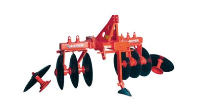 Joper - Model 6/8D - Vineyard Disc Ploughs