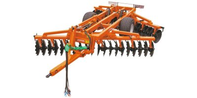 Model GPR - Disc Harrow