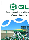 Planter - Model Combined Airsem - Seed Drill- Brochure