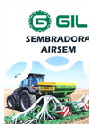 Model Airsem - Neumatic Seed-Drill - Brochure
