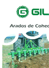 Model ACH - Ecologic Plough - Brochure