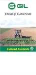 Model CH-100 - Chisel Plough - Datasheet