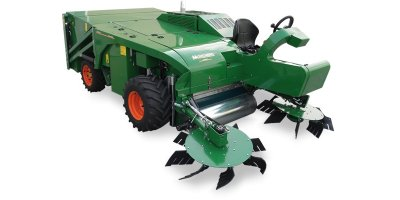 Model 2050 - Self Propelled Harvesters