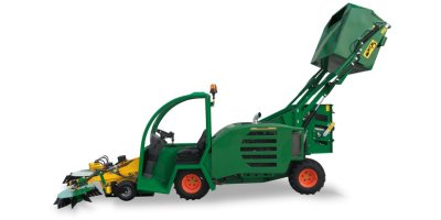 Model 2075 - Self Propelled Harvesters