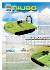 Model Omega - Mowers - Datasheet