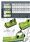 Model Baby - Mulchers - Datasheet