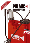 PULMIC RAPTOR 16 - Knapsack Sprayer Brochure