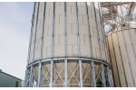 Corrugated Steel Sheet Hopper Silos
