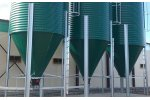Steel Sheet Farm Silos