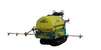 BTR - Motor-Driven Sprayers
