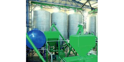 Compact Feed Mills