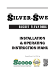 Silver-Sweet - Bucket Elevators - Manual