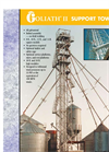 Goliath - II - Support Towers - Brochure