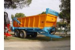 Compact Spreader Trailers