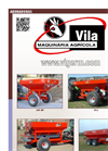 Unimog - AVU-3 - Fertilizer Spreaders Brochures