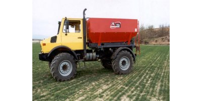 Unimog - Model AVU-3 - Fertilizer Spreaders