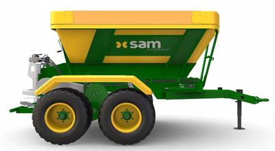 SAM - Model 6 Tonne - Combo Spreader