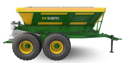 SAM - Model 8 Tonne - Combo Spreader