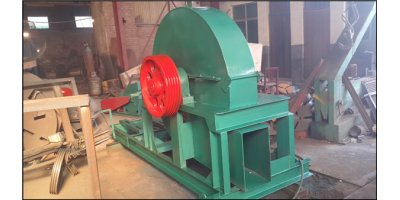 Big Capacity Wood Shaving Machine