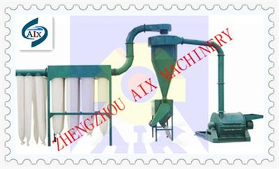 Wood Flour Making Machine