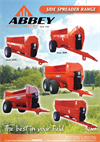 Flail Side Spreaders Brochure