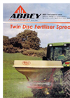 Disc Fertiliser Spreader Brochure