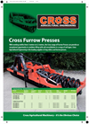 Model 3000-2 - Furrow Press Brochure
