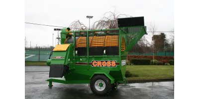 Gazelle - Beet Washer/Chopper