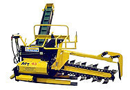 AFT - Model 45 - Compact Trencher (Fitted with Digging Chain)