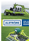 Soil & Grass Rejuvenation Equipment - Brochure