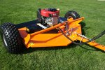 Model RM150 - Rotary Paddock Topper / Mower
