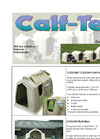 Calf-tel DeLuxe - Calf Hutches Brochure