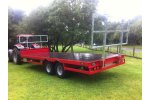 BeAllAgri - Bale Trailers