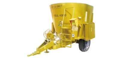 Vertical Mixer Wagon