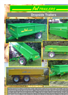 AW - Dropside Trailers - Datasheet