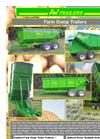 AW - Farm Dump Trailers - Datasheet