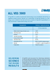 FE - Model 3900 - All Vegetable Blend - Datasheet