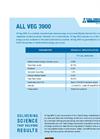 FE All Veg 3900
