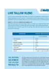 LIVE Tallow Blend