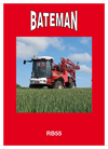 RB55 Bateman Sprayer Engine and Transmission Brochure